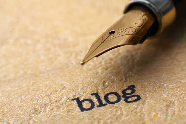 pourquoi avoir un blog avec un site ecommerce Le blog et journal d'activité, publication et article de Weblandes.com.