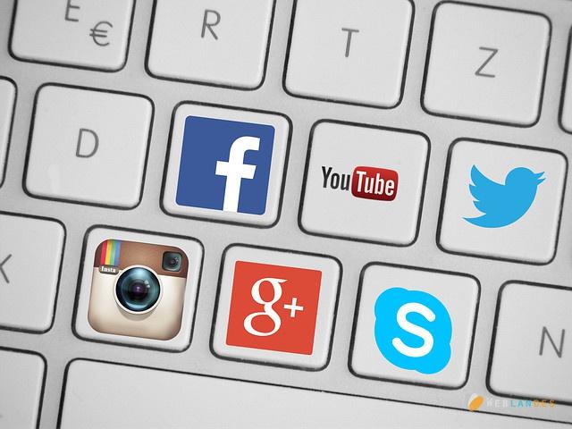 referencement et reseaux sociaux Le blog et journal d'activité, publication et article de Weblandes.com.